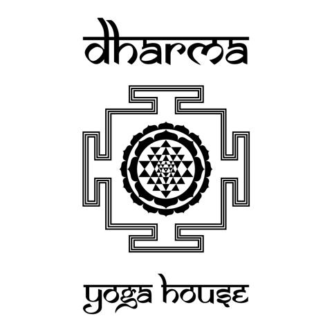 dharma yoga house logo